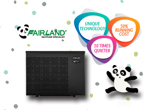 Fairland, A World Leader in Pool Heat Pumps – Interviewed by LA WEB DE LAS PISCINAS - Fairland R32 Full Inverter Pool Heat Pump Manufacturer and Supplier
